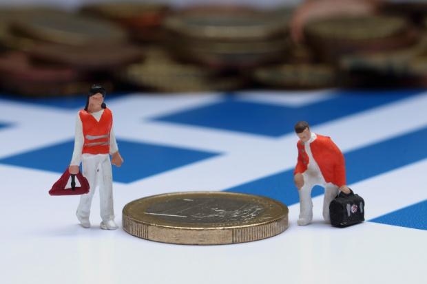 KE uspokaja ws. greckiego długu po alarmujących przeciekach z MFW