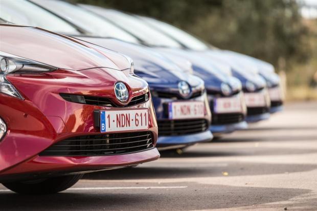 """Toyota na szczycie rankingu najbardziej """"zielonych"""" firm świata"""