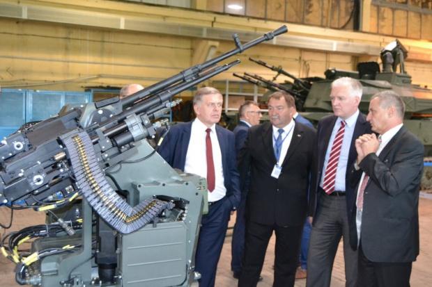 Gowin: NCBR wspiera także przemysł zbrojeniowy