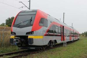 ŁKA wybrała pociągi Stadlera Polska