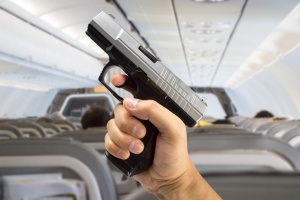 Dostęp do broni w USA: Piloci amerykańskich samolotów pasażerskich jak szeryfowie