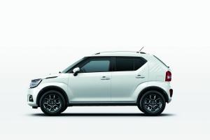 Suzuki Ignis Fot. mat. pras.