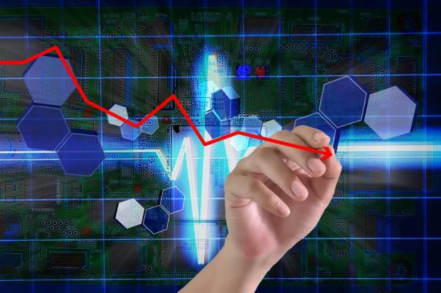 Gospodarka zwalnia. PKB wzrósł o 2,8 proc. w 2016 roku