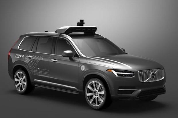 Uber i Volvo razem w stronę autonomicznych aut
