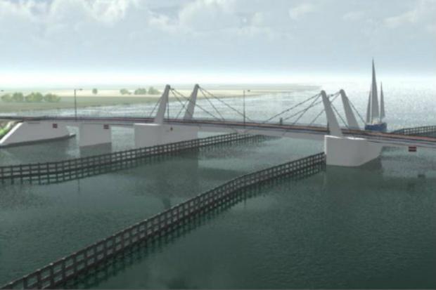 Sześciu chętnych na budowę mostu na Wyspę Sobieszewską w Gdańsku