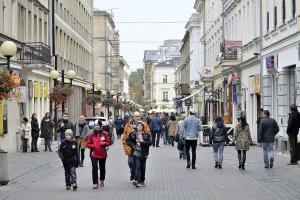 Prezydent Warszawy: sąd ustanowił zakaz sprzedaży działki Chmielna 70