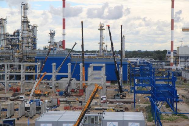 Minął pierwszy rok budowy projektu EFRA