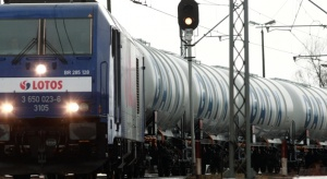 Lotos Kolej na symulacji wypadku kolejowego w Łazach