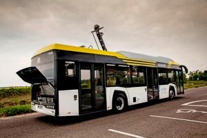 """Elektryczny Solaris z tytułem """"Bus of the Year""""!!"""