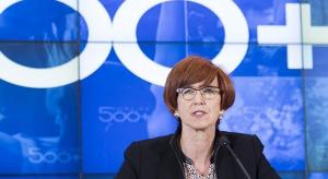 Ministerstwo rodziny i pracy: 67 mld zł dla 3,6 mln dzieci