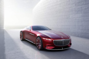 "Luksusowa ""wizja"": Mercedes-Maybach 6"