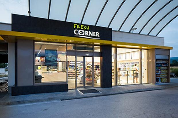 Slovnaft rozszerza zasięg nowego konceptu sklepów