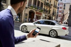 Cyfrowy asystent kierowcy BMW