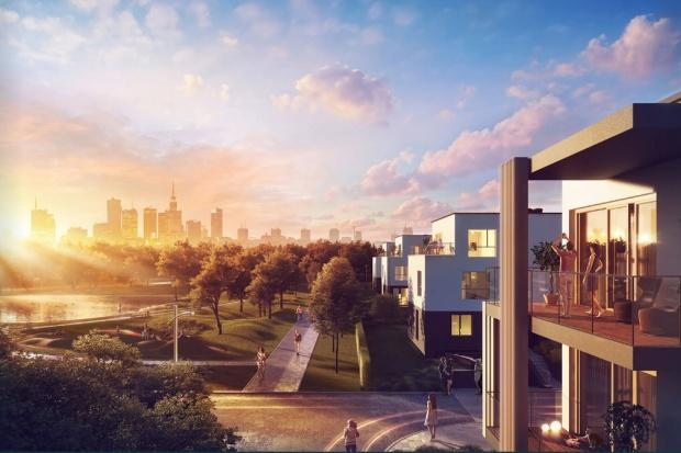 Ronson z nowym osiedlem w Warszawie
