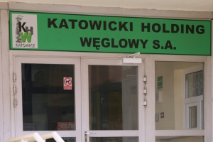 Katowicki Holding Węglowy trafi do SRK na początku lipca