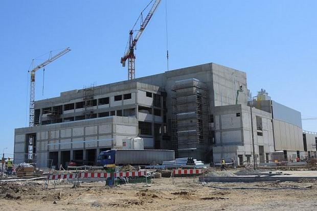Spalarnia w Szczecinie ma zostać dokończona do końca 2017 r.