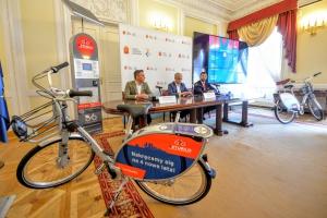 Nowy-stary operator rowerów miejskich w Warszawie
