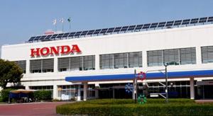 Fabryka Hondy Kumamoto znów na pełnych obrotach