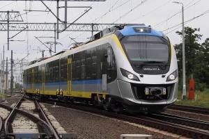 Województwo opolskie odebrało nowe pociągi z Newagu