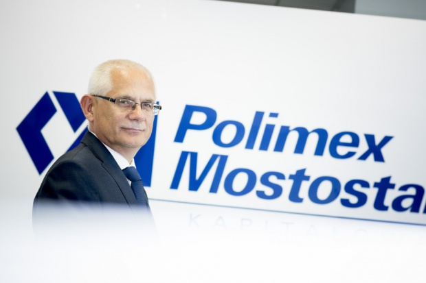 Prezes Polimeksu-Mostostalu dla wnp.pl: chcemy stać się narodowym czempionem