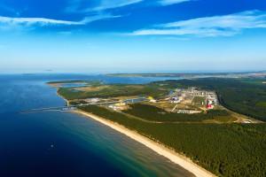 Rekordowe dostawy gazu Nord Streamem 1
