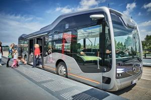 Daimler proponuje autobus przyszłości