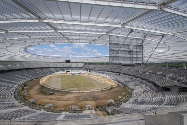 Jest zgoda na finansowanie prac na i wokół Stadionu Śląskiego