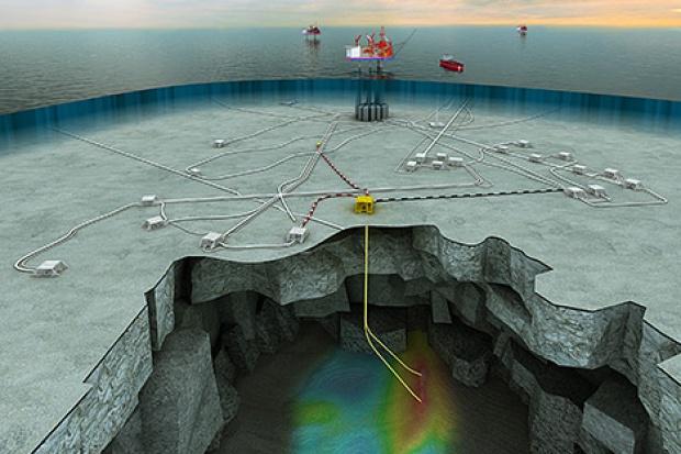 Statoil rusza z produkcją z nowego złoża przed terminem