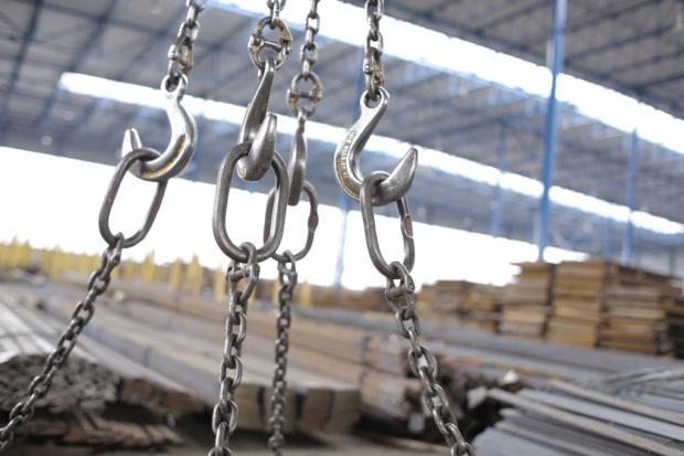 Ceny stali zbliżają się do szczytu cyklu?