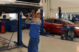 Ford wzywa niektóre Fiesty do ASO