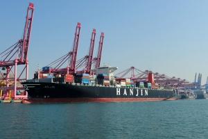 Koreańskie stocznie odczuwają skutki bankructwa Hanjin