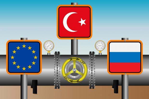 Gazprom: Turcja wkrótce wyda pozwolenia na realizację Tureckiego Potoku