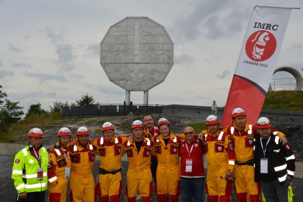 Triumf ratowników górniczych z Węglokoksu Kraj
