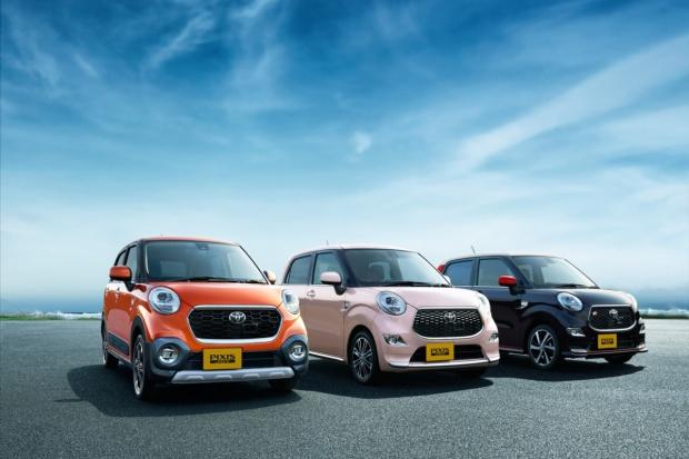 Pixis Joy jak mini-Toyota