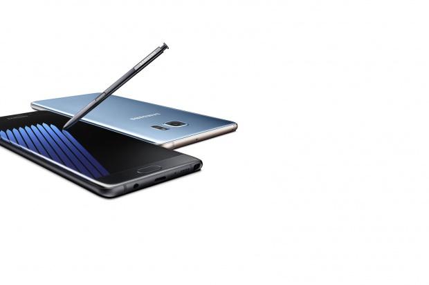 Samsung wycofuje ze sprzedaży smartfony Galaxy Note 7