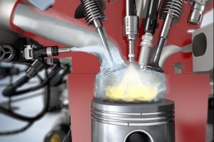 Bezpośredni wtrysk... wody a oszczędność paliwa
