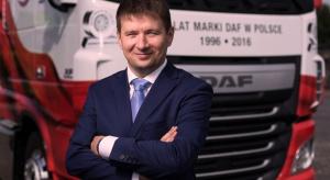 Nowy szef sprzedaży DAF Trucks Polska