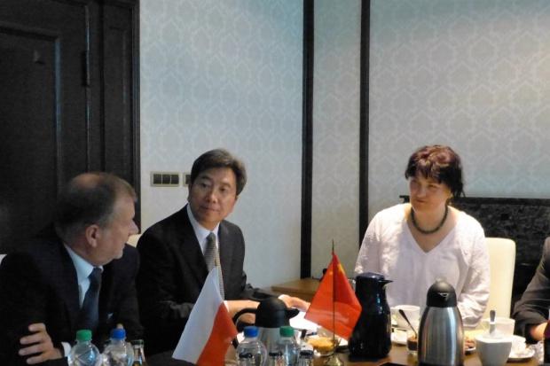 Delegacja z Chin zapoznała się z funkcjonowaniem polskiego nadzoru górniczego