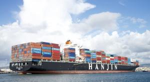 Nie wszystkie towary Hanjin Shipping dotarły do odbiorców