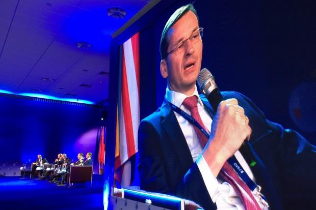 Morawiecki: gospodarki wysoko rozwinięte stosują mechanizmy wsparcia rozwoju