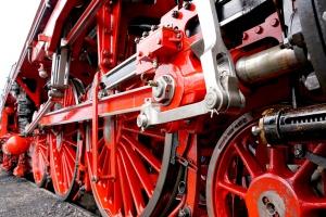 Pociąg z lokomotywą z Polski atrakcją turystyczną w Bułgarii