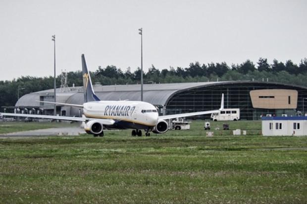 Rekordowy wrzesień dla lotniska Warszawa Modlin