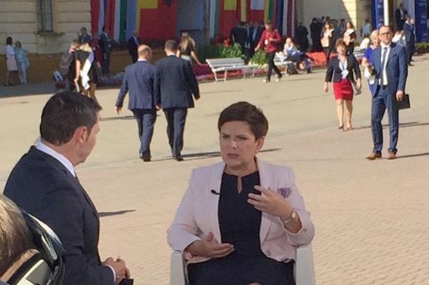 Premier w Krynicy: nie ma większego priorytetu niż rozwój