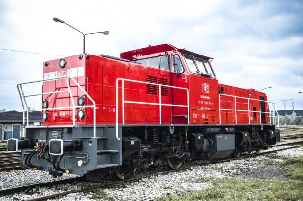 Nowe lokomotywy w parku DB Cargo Polska