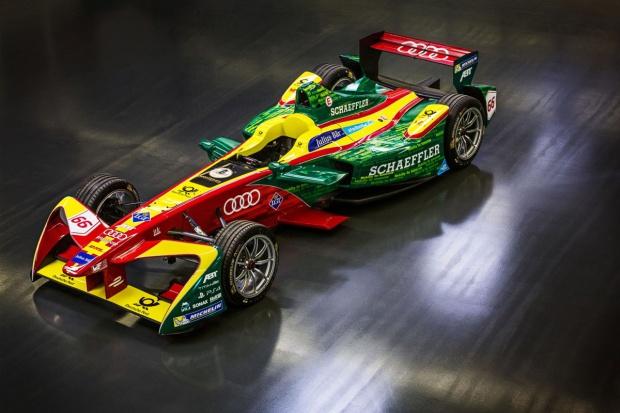 Audi angażuje się w Formułę E