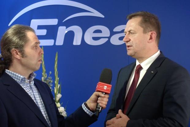 Prezes Enei mówi wnp.pl o projekcie zgazowania węgla