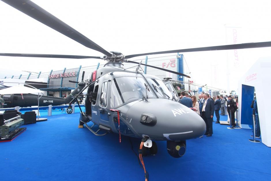 AW 149 Leonardo Helicopters (PZL Świdnik).