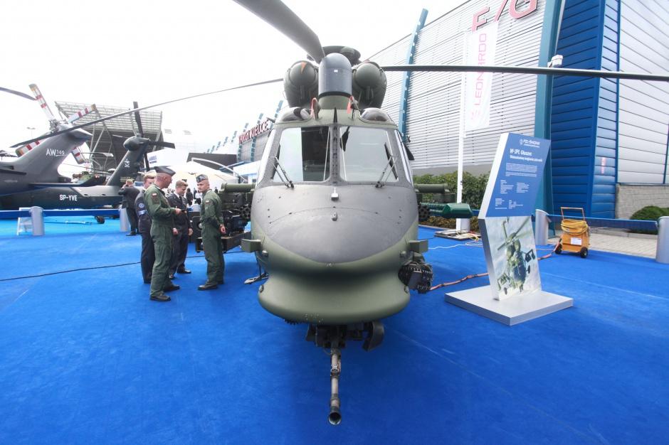 W-3PL Głuszec Leonardo Helicopters (PZL Świdnik).