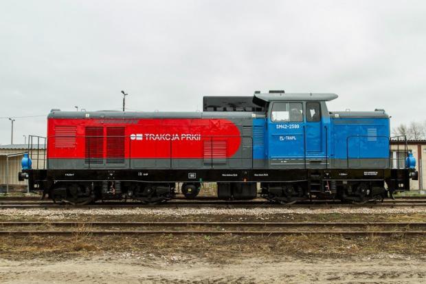 Trakcja PRKiI najtańsza w kolejowym przetargu