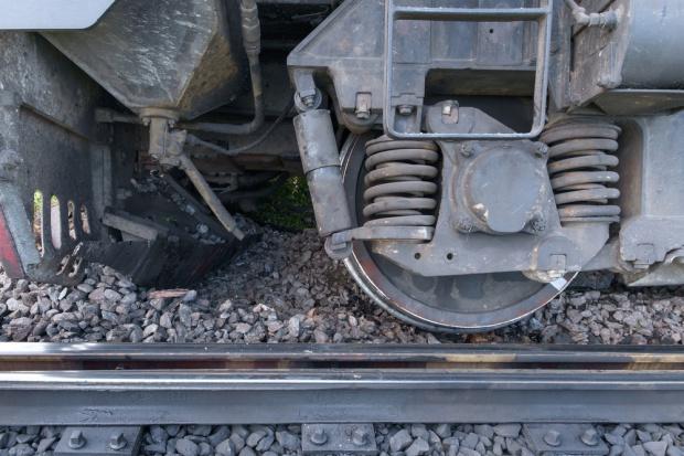 Wykolejenie we Wronkach wstrzymało ruch pociągów na linii Poznań - Szczecin